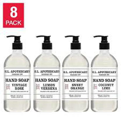 Home and Body Company H.L. Apothecary 8 pack