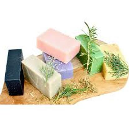 Zaaina Natural Handcrafted Artisan Soaps Bundle 6 pack