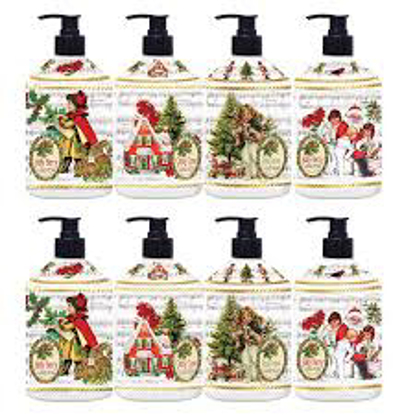 Home and Body Holiday Greetings Hand Soap 8 pack