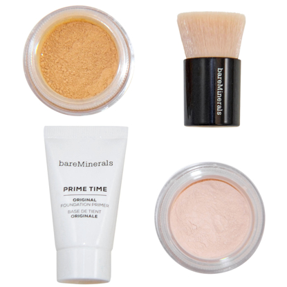 Get Started bareMinerals Foundation Kit Choose Your Shade