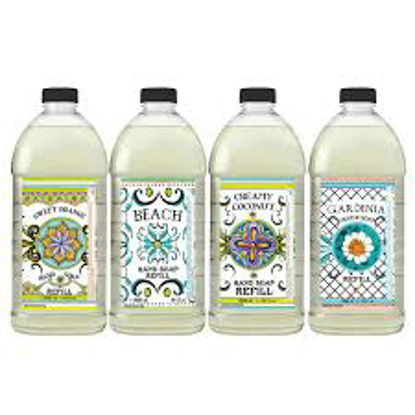 Home and Body Company Hand Soap Refill 4 pack
