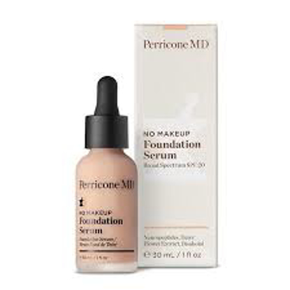 Perricone MD No Makeup Foundation Serum Spf 20  Choose Your Color