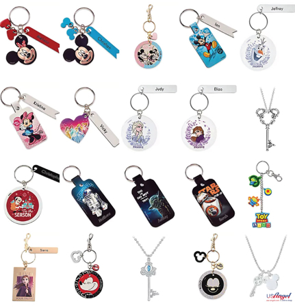 Picture for category Disney Key Chain