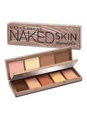Urban Decay Naked Skin Shapeshifter Complexion Palette Medium Dark