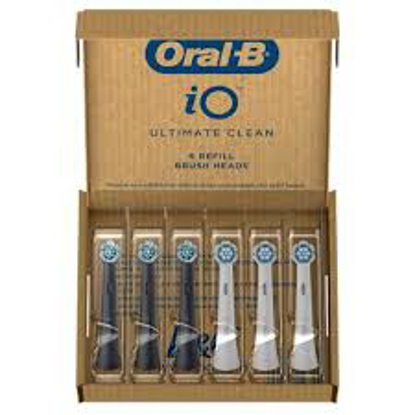 Oral-B iO Series Replacement Brush Heads 6 ct.