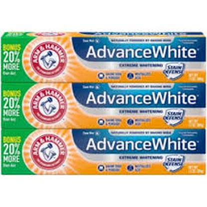 ARM & HAMMER Advance White Extreme Whitening Toothpaste 7.2 oz. 3 pk.