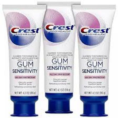 Crest Pro-Health Gum and Sensitivity, Sensitive Toothpaste 4.1 oz. 3 pk.
