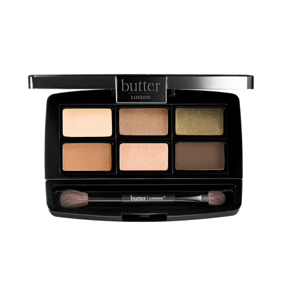 butter LONDON 6-piece Eyeshadow Palette With Brush