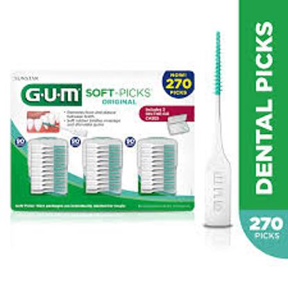 GUM Soft Picks, Original 270 ct.