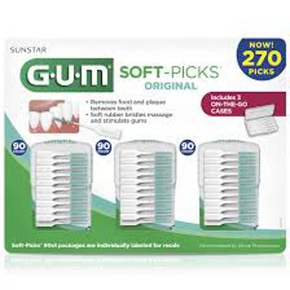 GUM Original Soft Picks 270 ct.