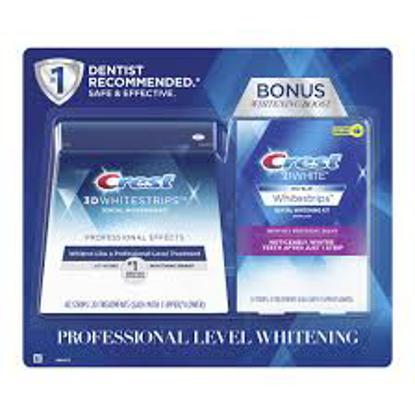 Crest 3D Whitestrips Teeth Whitening Kit 12 ct.
