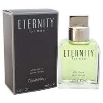 Eternity for Men by Calvin Klein 3.4 oz Eau de Toilette