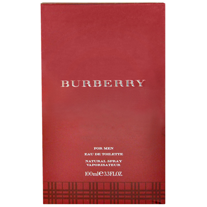 Burberry for Men Eau de Toilette Spray 3.3 oz.
