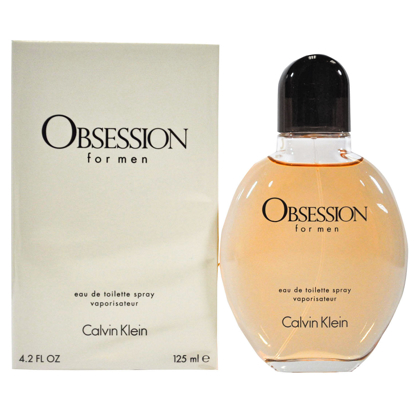 Picture of Obsession for Men by Calvin Klein 4.0 oz Eau de Toilette