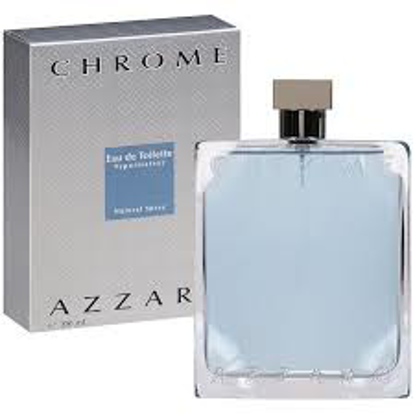 Chrome Azzaro Eau de Toilette 6.8 oz.