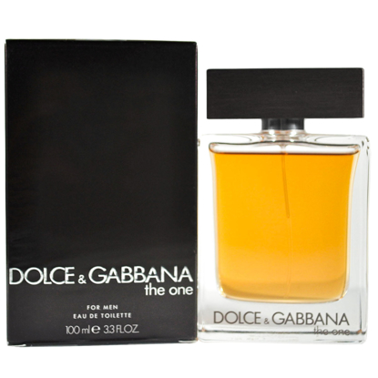 The One for Men by Dolce & Gabbana 3.3 oz Eau de Toilette
