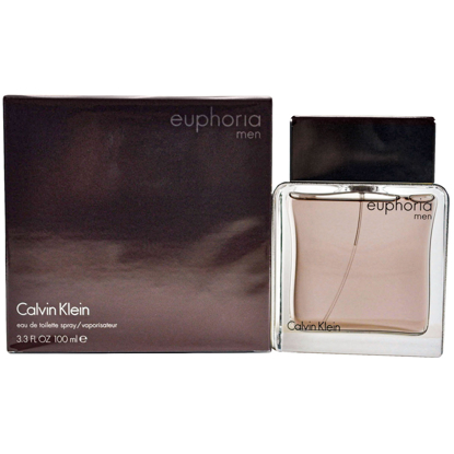 Euphoria for Men by Calvin Klein 3.4 oz Eau de Toilette