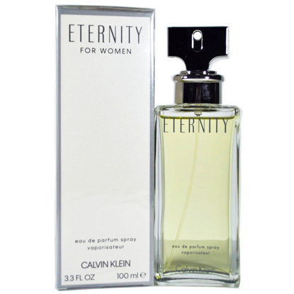 Eternity for Women by Calvin Klein 3.4 oz. Eau de Parfum