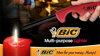 Picture of BIC Multi Purpose Lighter - One Value Pack of 4 Lighters