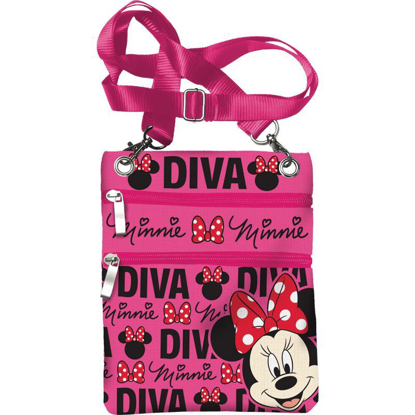 Picture of Disney Minnie Mouse DIVA Passport Bag
