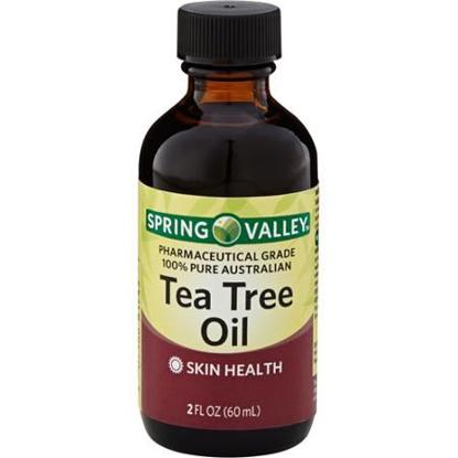 Picture of Spring Valley Pharmaceutical Grade Tea Tree Oil 2 fl oz