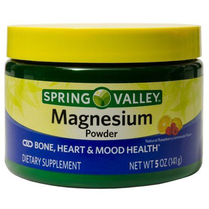 Picture of Spring Valley - Magnesium Powder, 5 OZ