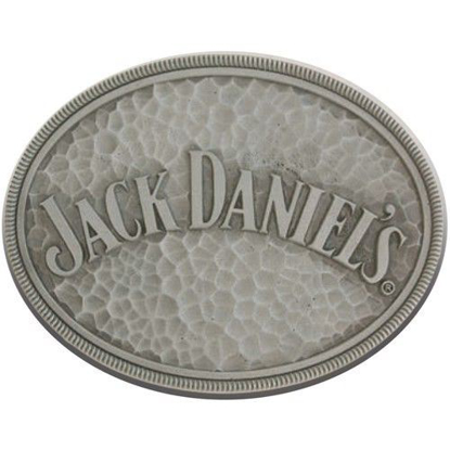Picture of Jack Daniel Hammered Belt Buckle
