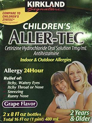 Picture of Kirkland Signature Children's Aller-tec - 16 oz - 2 pk