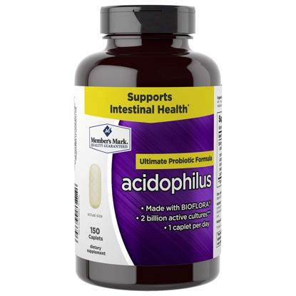 Picture of Member's Mark Acidophilus Ultimate Probiotic Formula BIOFLOA (1 Bottle (150 C