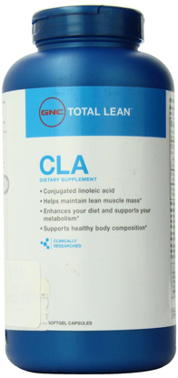 Picture of GNC Total Lean CLA Soft Gels, 180 Count