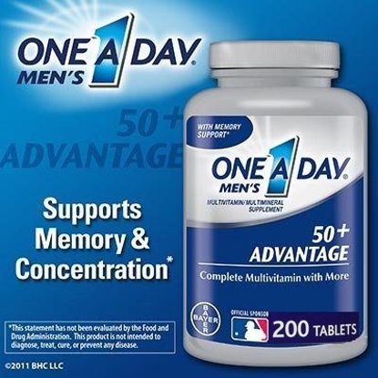 Picture of One a Day Advantage for Men 50+