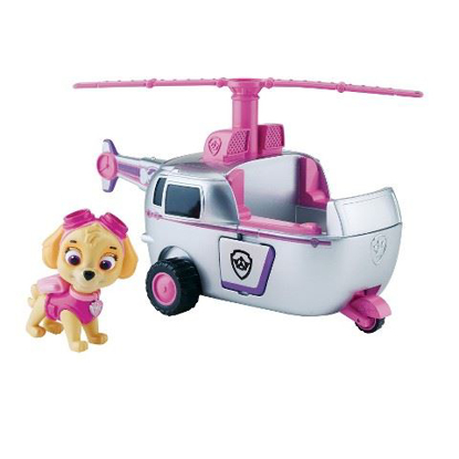 Picture of Paw Patrol - Skye's High Flyin' Copter (works with Paw Patroller)