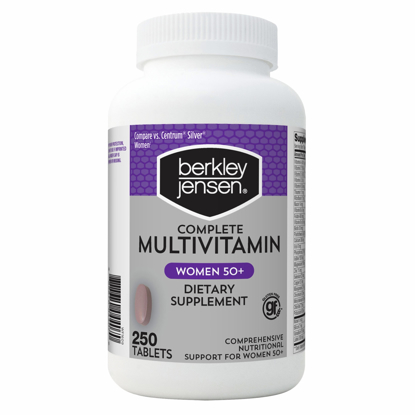 Picture of Berkley Jensen Multivitamin Women 50+ 250 ct
