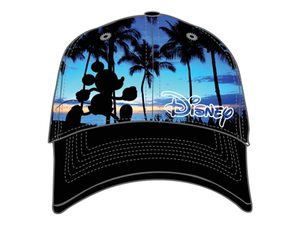 Picture of Disney Adult Hat Baywatch Mickey