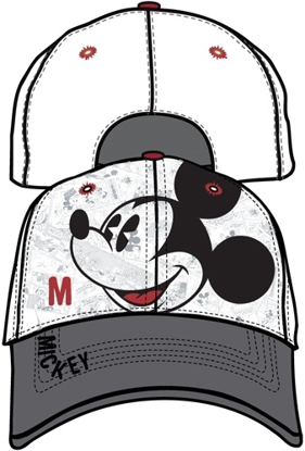 Picture of Disney Mickey Mouse Comic Youth Baseball Cap Hat Snap Back