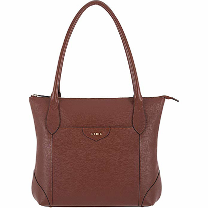 Picture of Lodis Siera Tote Chestnut