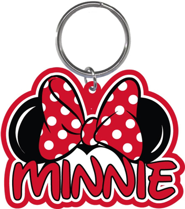 Picture of Disny Minnie Family Collection Lasercut Keychain