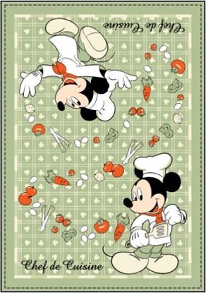Picture of Disney Mickey Chef de Cuisine Kitchen Towel