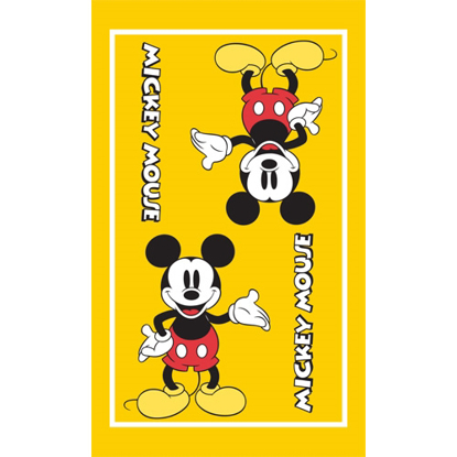 Picture of Disney Kitchen Towel Single Mickey Mouse Yellow