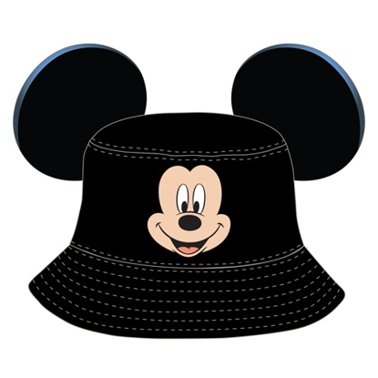 Picture of Disney Toddler Mickey Bucket Hat Black hat