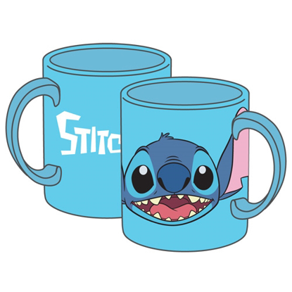 Picture of Disney Stitch Full Face Relief Mug