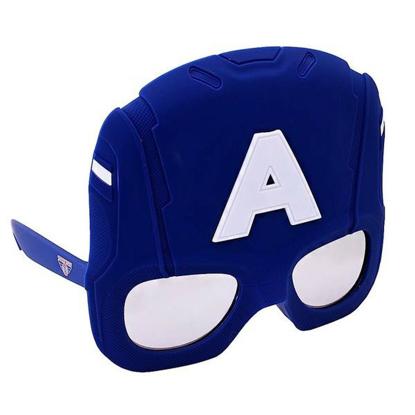 Picture of Captain America Sunstache Sunglasses