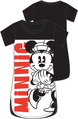 Picture of Disney Junior Scoop Neck Tunic Minnie 2 the Side