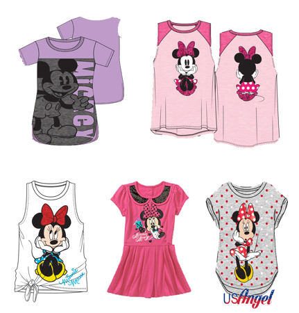 Picture for category Disney Tunic Top