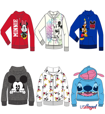 Picture for category Disney Men Hoodies