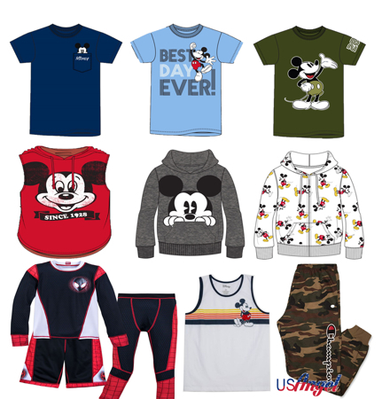 Picture for category Disney Men Apparel