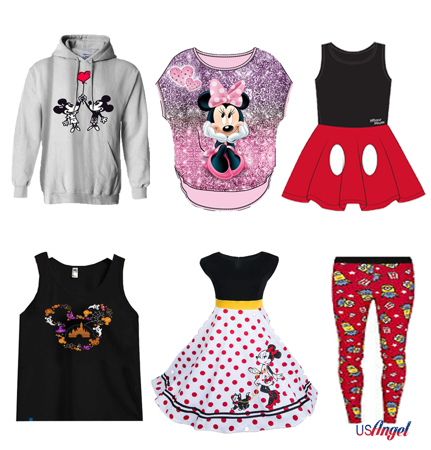 Picture for category Disney Fashion Apparel