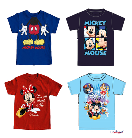 Picture for category Disney Toddler Basic T-Shirts