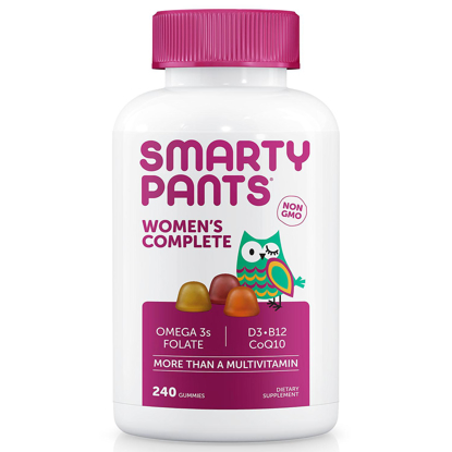 Picture of SmartyPants Women Complete Multivitamin 240 ct
