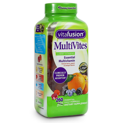 Picture of vitafusion Multivitamin Adult Gummy 260 ct